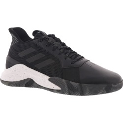 adidas Run the Game Men's Black Basketball 8 M found on Bargain Bro India from Shoemall.com for $74.95