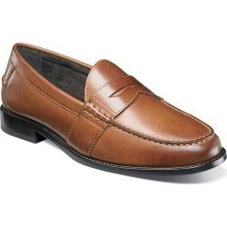 Nunn Bush Noah Men's Brown Slip On 9 M