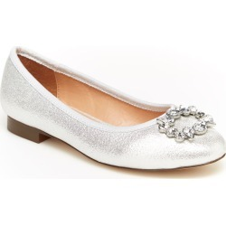 BCBG Girls Sabana Girls' Toddler-Youth Silver Slip On 11 Toddler M found on MODAPINS from Shoemall.com for USD $48.95