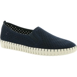 Skechers Active Supulveda Blvd-A La Mode Women's Navy Slip On 7 M found on Bargain Bro India from Shoemall.com for $54.95