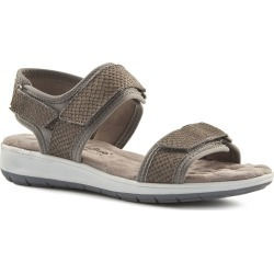 Walking Cradles Shea Women's Grey Sandal 10.5 B found on Bargain Bro India from Shoemall.com for $114.95
