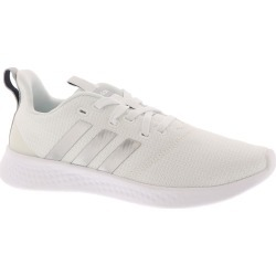 adidas Puremotion Women's White Running 8 M found on Bargain Bro Philippines from Shoemall.com for $69.95