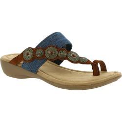 Minnetonka Sasha Women's Brown Sandal 10 M found on Bargain Bro Philippines from Shoemall.com for $54.95