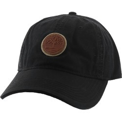 Timberland Men's Rye Beach Baseball Cap Black Hats One Size