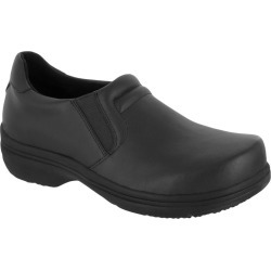 Easy Works Bind Women's Black Slip On 8.5 W found on Bargain Bro India from Shoemall.com for $79.95