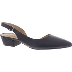 Naturalizer Banks Women's Black Pump 8 W