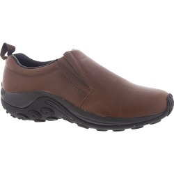 Merrell Jungle Moc Leather 2 Men's Brown Slip On 12 M found on Bargain Bro India from Shoemall.com for $104.95