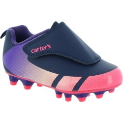 Carter's Fica-G Girls' Infant-Toddler Purple Soccer 12 Toddler M