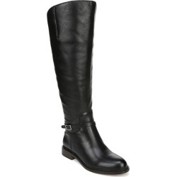 Franco Sarto Haylie Wide Shaft Women's Black Boot 7 M found on Bargain Bro Philippines from Shoemall.com for $199.95