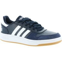 adidas Hoops 2.0 Men's Blue Basketball 8 M found on MODAPINS from Shoemall.com for USD $59.95
