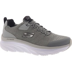 Skechers Sport D'Lux Walker-Pensive Men's Grey Walking 7.5 M found on Bargain Bro India from Shoemall.com for $69.95