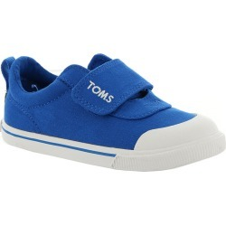 TOMS Doheny Boys' Toddler-Youth Blue Oxford 4 Infant M