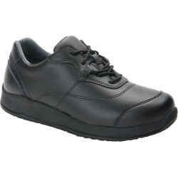 Drew Basil Women's Black Oxford 6.5 W2 found on Bargain Bro India from Shoemall.com for $149.95