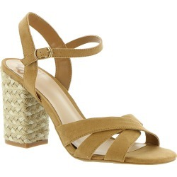 Fergalicious Fiance Women's Brown Sandal 8.5 M found on Bargain Bro Philippines from Shoemall.com for $41.99