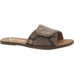 Very G Swank Women's Tan Sandal 9.5 M found on Bargain Bro from Shoemall.com for USD $27.35