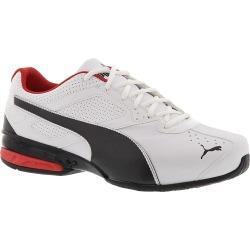 59979e8271fa PUMA Tazon 6 Men s White Running 8 M found on MODAPINS from Shoemall.com for