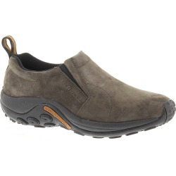 Merrell JUNGLE MOC Men's Grey Slip On 9.5 M found on Bargain Bro from Shoemall.com for USD $64.56