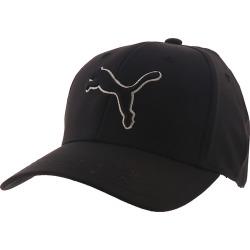 Puma Men's Evercat Dillon 2.0 Stretch Fit Cap Black Hats L/XL