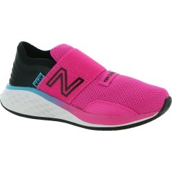 New Balance Fresh Foam Roav Boundaries P Girls' Toddler-Youth Pink Running 1 Youth W found on Bargain Bro Philippines from Shoemall.com for $37.99