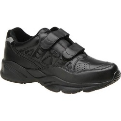 Propet Stability Walker Strap Men's Black Walking 8.5 D found on Bargain Bro Philippines from Shoemall.com for $104.95