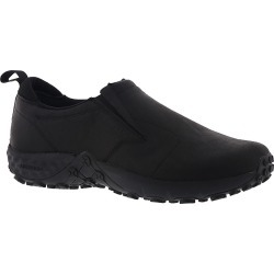 Merrell Work Jungle Moc AC+ Pro Men's Black Slip On 9.5 M found on Bargain Bro from Shoemall.com for USD $91.16
