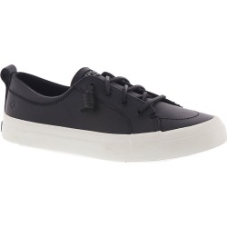 Sperry Top-Sider Crest Vibe Leather Women's Black Slip On 8 M found on Bargain Bro India from Shoemall.com for $74.95