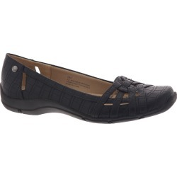 Life Stride Diverse II Women's Black Slip On 7.5 N found on Bargain Bro India from Shoemall.com for $49.95