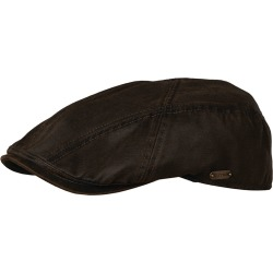 Stetson Classic Men s Weathered Cotton Ivy Cap Brown Hats L found on  MODAPINS from Shoemall. 231ecaaef20e