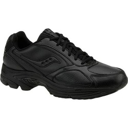 Saucony Men's Grid Omni Walker Walking Shoe Black Walking 13 M