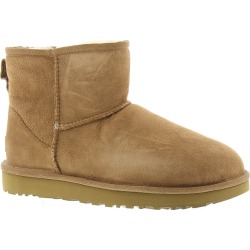 UGG Classic Mini II Women's Brown Boot 12 M found on Bargain Bro India from Shoemall.com for $149.95