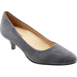 Trotters Kiera Women's Grey Pump 10.5 W2 found on Bargain Bro Philippines from Shoemall.com for $99.95