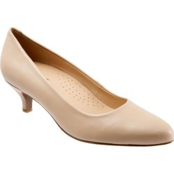 Trotters Kiera Women's Tan Pump 11 W