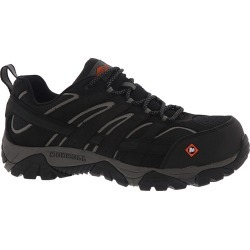 Merrell Work Moab Vertex Vent CT Men's Black Oxford 9 W found on Bargain Bro from Shoemall.com for USD $98.76