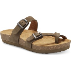 Eastland Tiogo Women's Green Sandal 7 M found on MODAPINS from Shoemall.com for USD $59.95