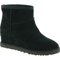 UGG Classic Femme Mini Women's Black Boot 10 M found on Bargain Bro India from Shoemall.com for $169.95