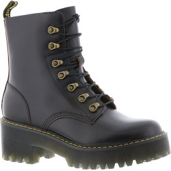 Dr Martens Leona Vintage Smooth Women's Black Boot UK 9 US 11 M found on MODAPINS from Shoemall.com for USD $169.95