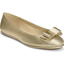 Aerosoles Conversation Women's Gold Slip On 5.5 M found on Bargain Bro India from Shoemall.com for $84.95