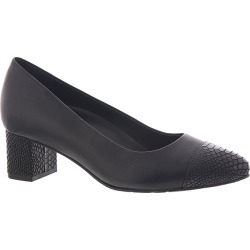 Trotters Kiki Women's Black Pump 10.5 N found on Bargain Bro Philippines from Shoemall.com for $109.95
