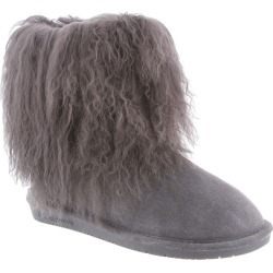 BEARPAW Boo Women's Grey Boot 10 M found on Bargain Bro Philippines from Shoemall.com for $139.95