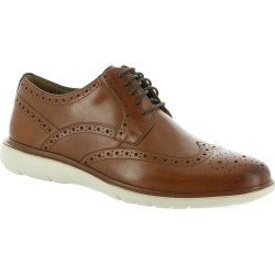 Florsheim Ignight Wingtip Oxford Men's Tan Oxford 10.5 W found on Bargain Bro Philippines from Shoemall.com for $104.95