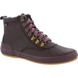 Keds Scout Boot II Matte Twill WX Women's Burgundy Boot 7.5 M found on Bargain Bro India from Shoemall.com for $66.99