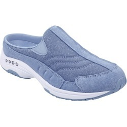Easy Spirit Travel Time 357 Women's Blue Slip On 9.5 W found on Bargain Bro India from Shoemall.com for $68.95