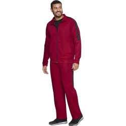 Men's Taped Track Set Red Sets XXXXXL found on Bargain Bro India from Shoemall.com for $54.95