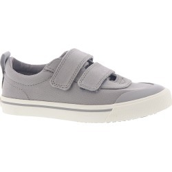 TOMS Doheny Boys' Toddler-Youth Grey Slip On 1 Youth M found on Bargain Bro India from Shoemall.com for $41.95