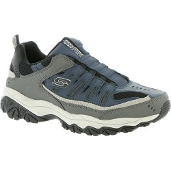 Skechers Sport After Burn M.Fit Slip On Men's Navy Slip On 10 M found on Bargain Bro India from Shoemall.com for $61.95