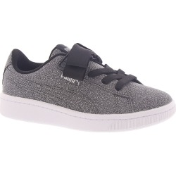 PUMA Vikky V2 Ribbon Glitz AC PS Girls' Toddler-Youth Black Sneaker 11.5 Toddler M found on Bargain Bro Philippines from Shoemall.com for $39.95