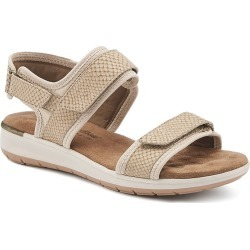 Walking Cradles Shea Women's Tan Sandal 7 D found on Bargain Bro India from Shoemall.com for $114.95