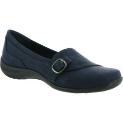 Easy Street Cinnamon Women's Navy Slip On 8 W found on Bargain Bro India from Shoemall.com for $49.95