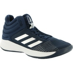 adidas Pro Spark 2018 Men's Navy Basketball 8 M found on MODAPINS from Shoemall.com for USD $46.99