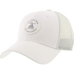 adidas Men's Reaction Cap White Hats One Size
